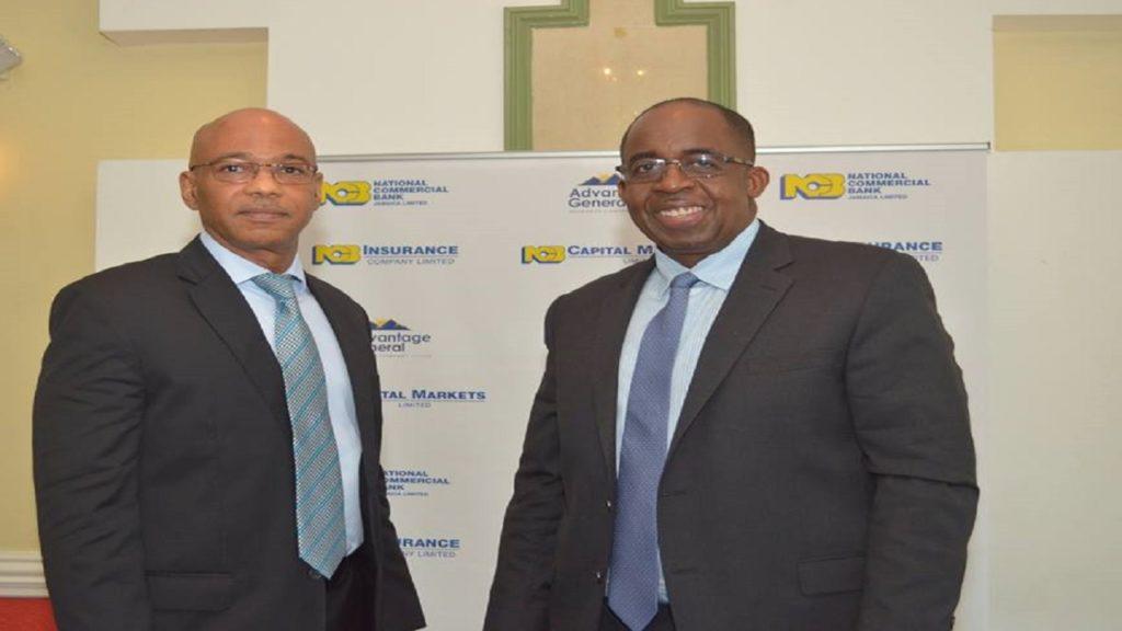 NCB Jamaica - Directors - Dennis Cohen and Patrick Hylton