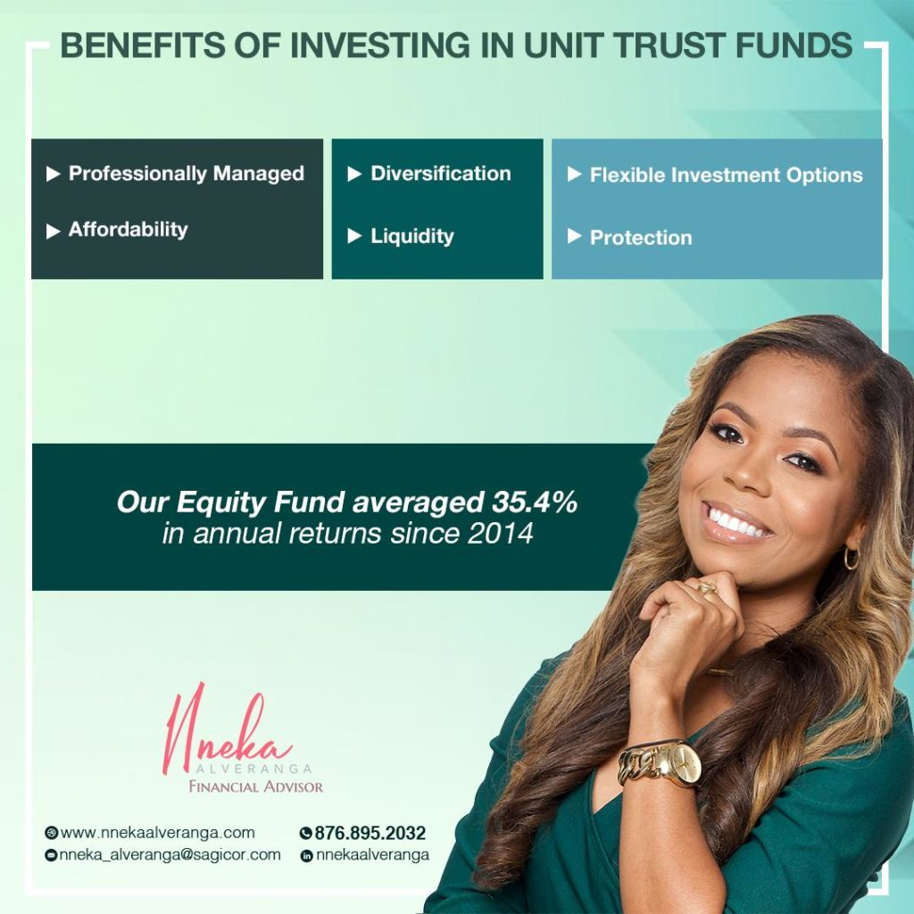 Nneka Alveragna - Benefits of Unit Trusts - Caribbean Value Investor