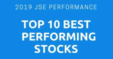 TOP 10 JSE Stocks 2019 - Caribbean Value Investor
