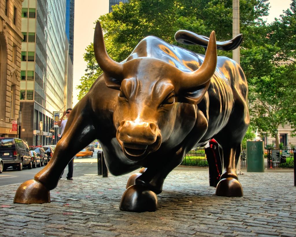 Wall Street Bull Market - Caribbean-Value-Investor